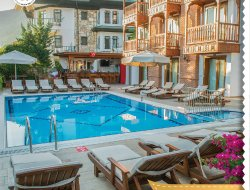 Mugla hotels with swimming pool