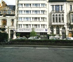 Bruxelas: CityBreak no New Hotel Charlemagne desde 55.84€