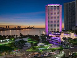 Top-10 hotels in the center of Miami