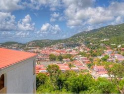 Charlotte Amalie hotels with restaurants
