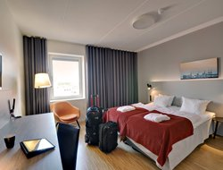 Aarhus hotels with restaurants