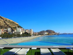 Alicante hotels with swimming pool