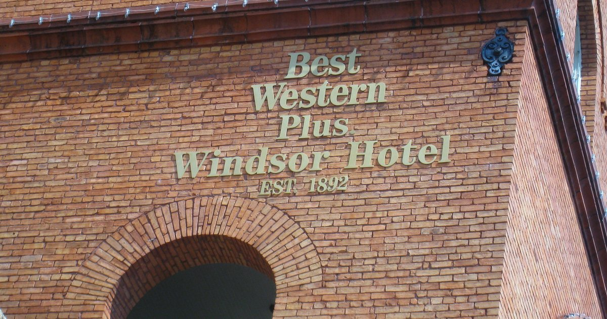 Best Western Plus Windsor Hotel
