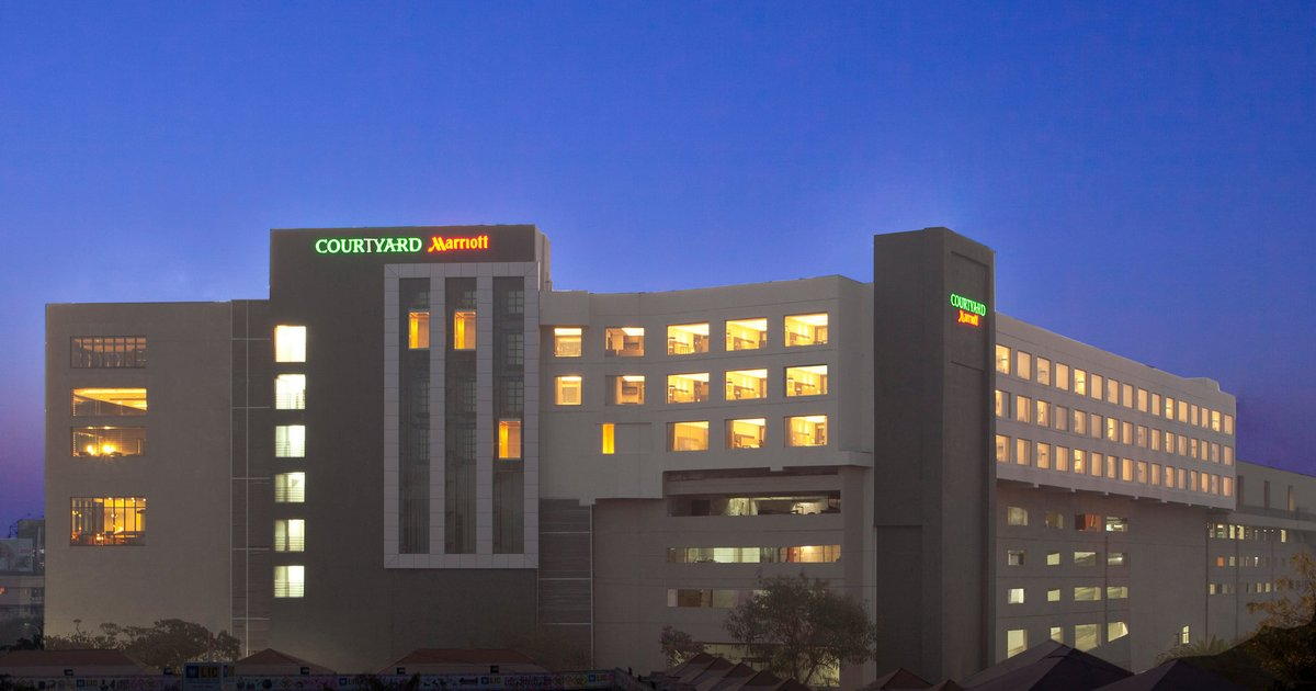 Courtyard by Marriott Bhopal