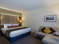 Top-10 hotels in the center of Auckland