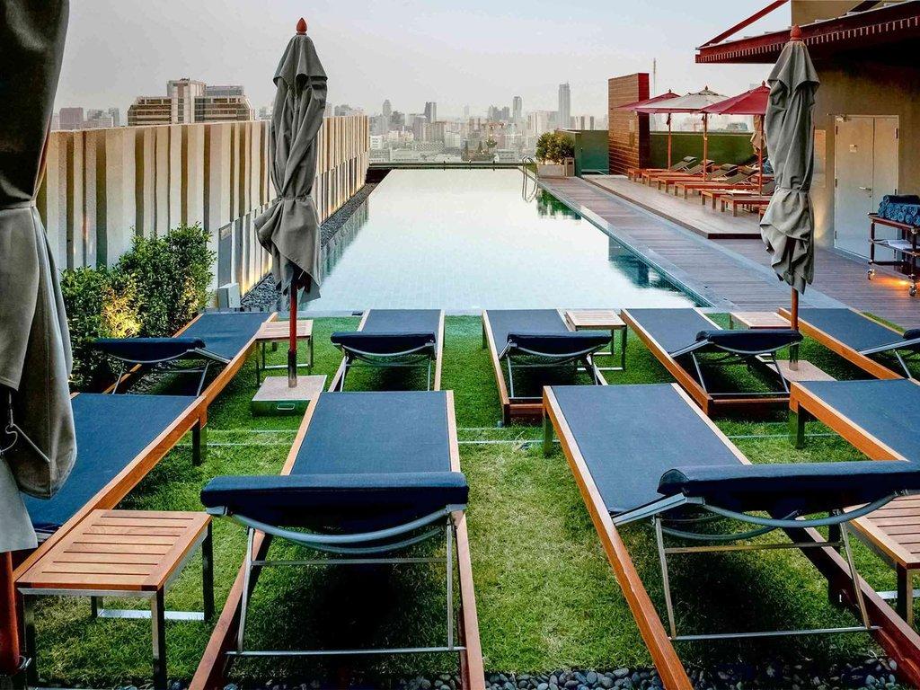 Bangkok Hotel near BTS Siam