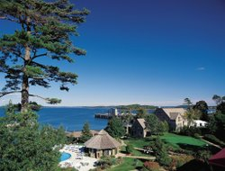 Bar Harbor hotels with restaurants