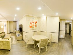 Business hotels in Bishkek