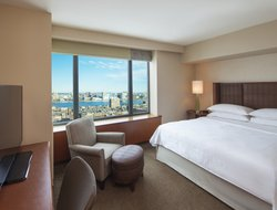 Boston hotels with river view