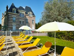Pets-friendly hotels in Cabourg