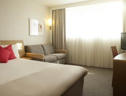 Pets-friendly hotels in Cergy