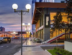 Top-10 hotels in the center of Cheboksary