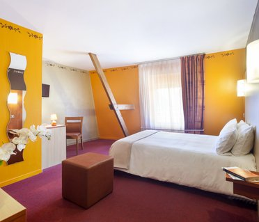Inter-Hotel Chinon Le Lion D'or