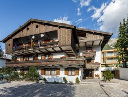 Cortina d'Ampezzo hotels with Russian personnel