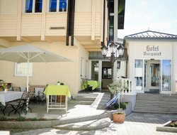 Top-4 hotels in the center of Deggendorf