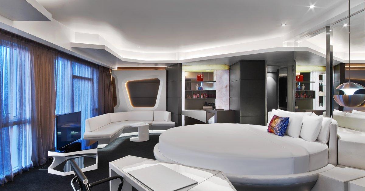 Hotel V Hotel Dubai, Curio Collection by Hilton Dubai City, Dubai ...