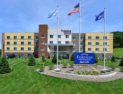 Eau Claire hotels with restaurants