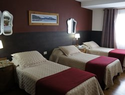 Calafate hotels with lake view