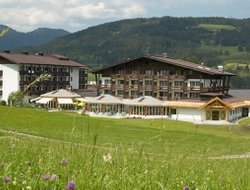 Fieberbrunn hotels for families with children