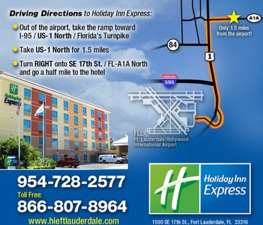 Holiday Inn Express Cruise Airport