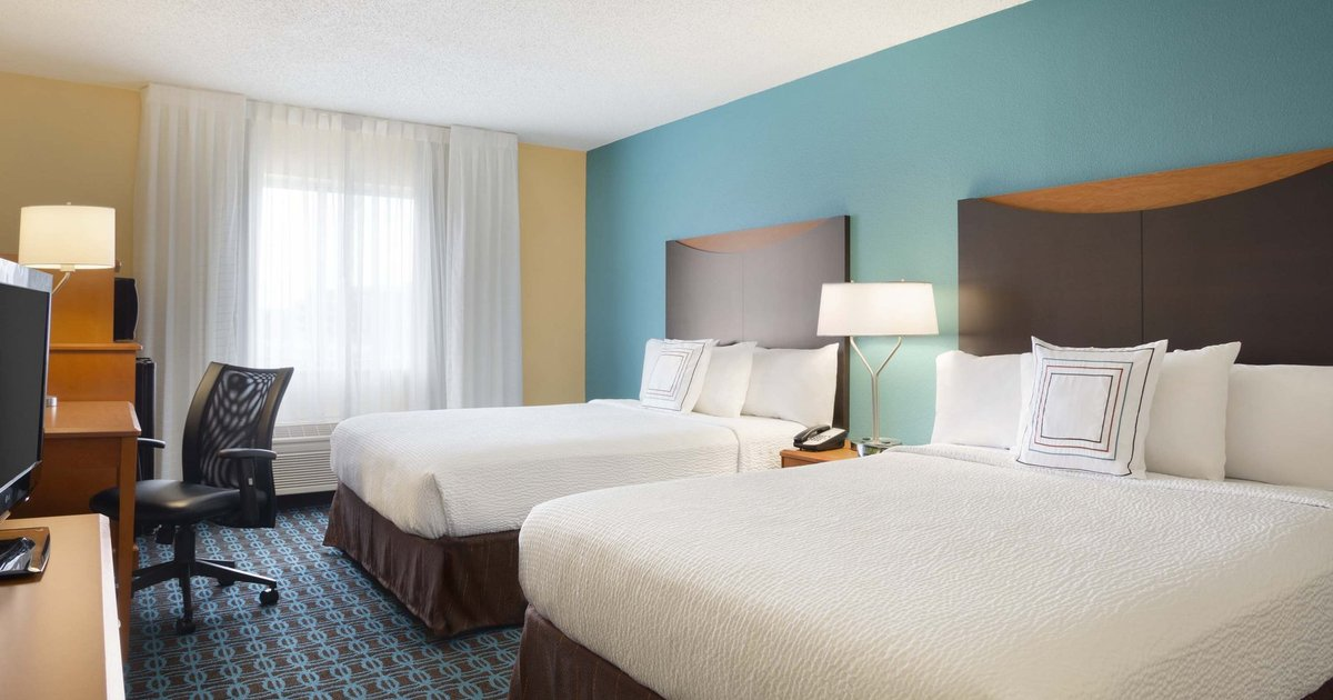 Fairfield Inn & Suites Fort Worth University Drive