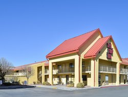 Pets-friendly hotels in Gallup