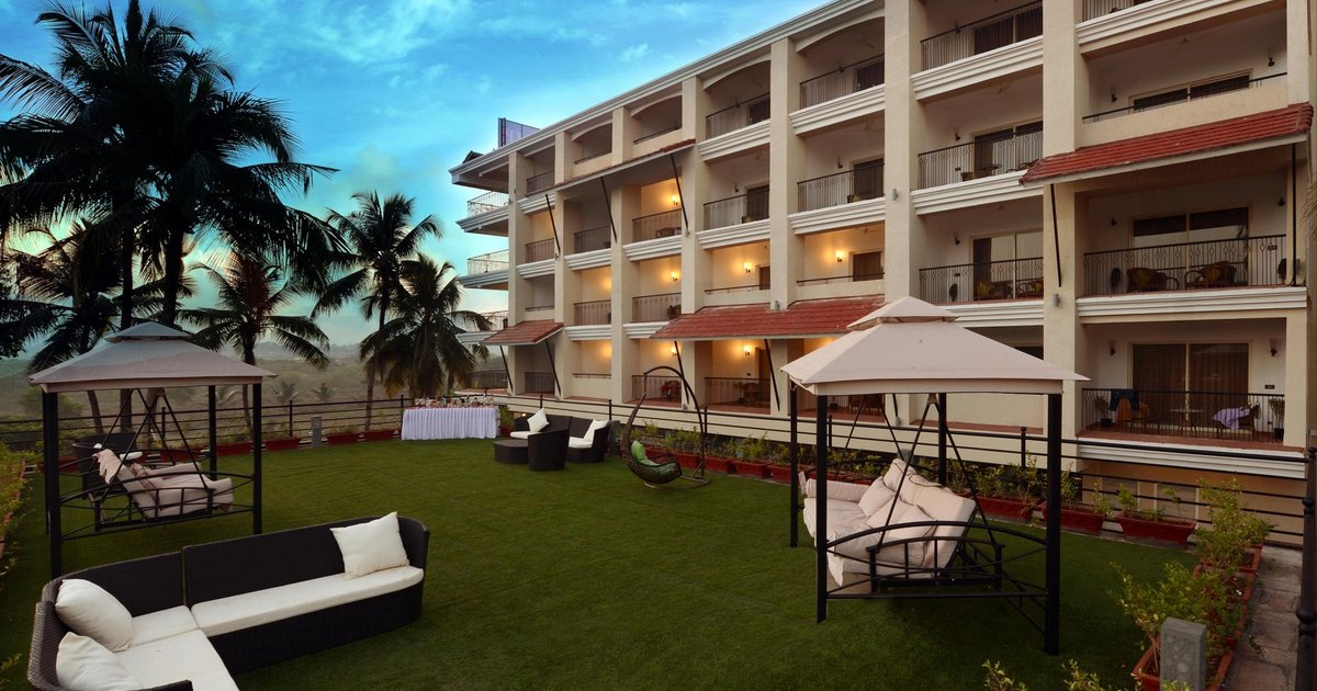 Golden Tulip Goa