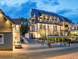 Top-10 hotels in the center of Goslar