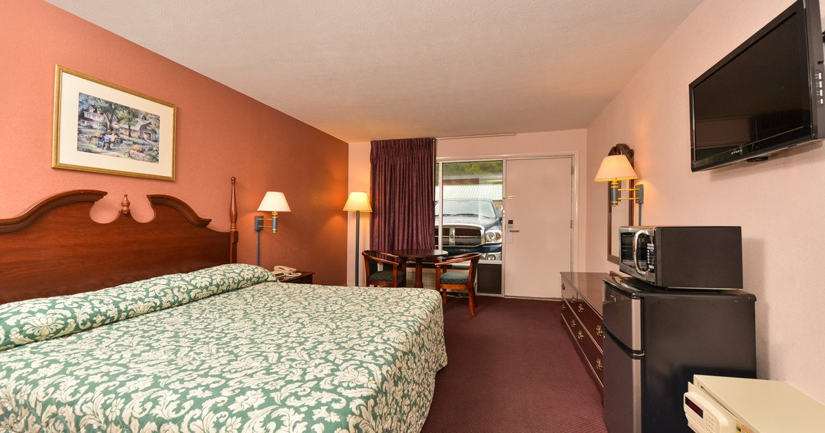 Americas Best Value Inn - Heflin, AL