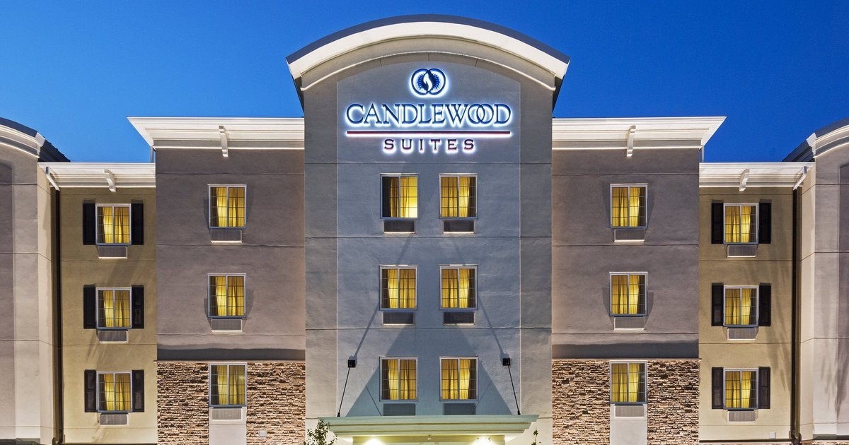 Candlewood Suites Houston - Spring