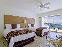Top-3 of luxury Bahia de Tangolunda hotels