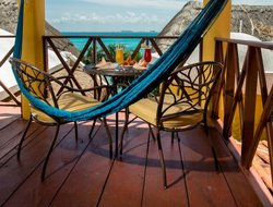 Top-10 hotels in the center of Isla Mujeres