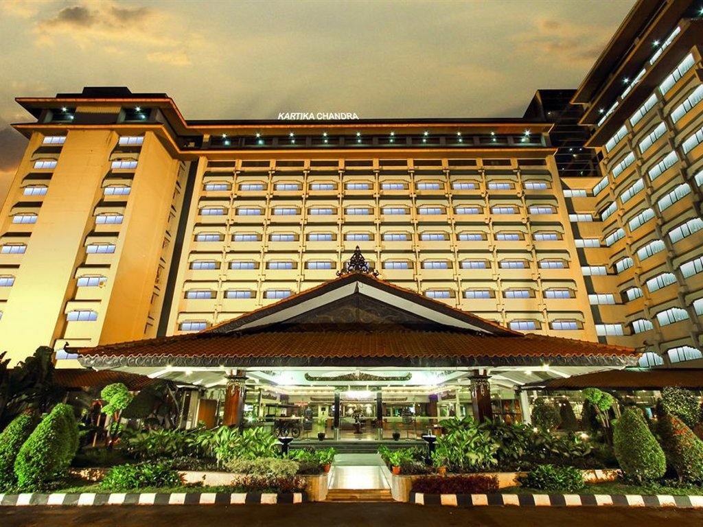 Hotel Mewah Bintang 4 Jakarta Selatan