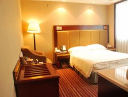 Jinan hotels with restaurants