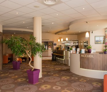 Brit Hotel Tours Sud – Le Cheops