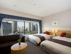 Tokyo hotels with sea view