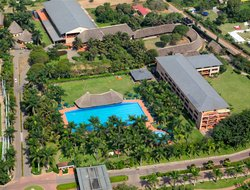 Kampala hotels with swimming pool