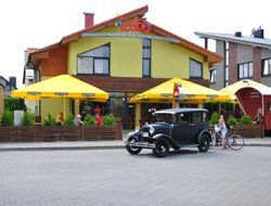 Klaipeda hotels with swimming pool