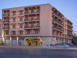 Top-10 hotels in the center of Chania