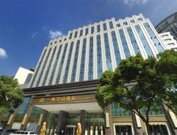 Top-10 hotels in the center of Kunshan