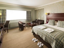 Top-4 romantic Leicester hotels