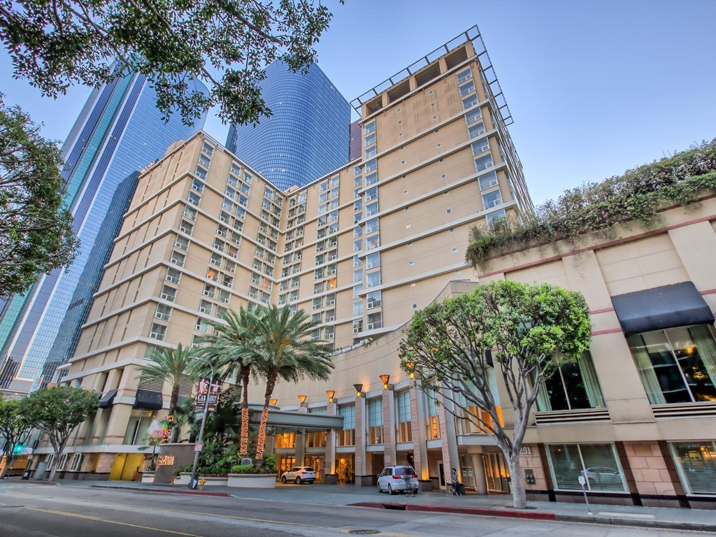 Top Hotels in Downtown Los Angeles
