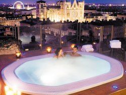 Top-4 of luxury Villeurbanne hotels
