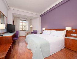 Madrid hotels with sea view