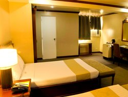 Top-10 hotels in the center of Makati City