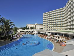 Magaluf hotels with sea view