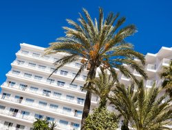 Top-10 hotels in the center of Palma Nova