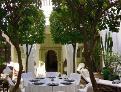 Morocco hotels with restaurants