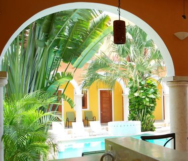 Merida Santiago Hotel Boutique