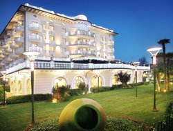 Top-4 of luxury Milano Marittima hotels